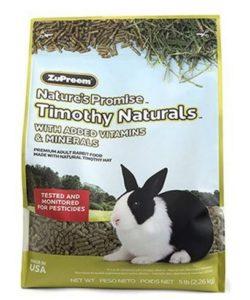 18種寵物兔飼料推薦